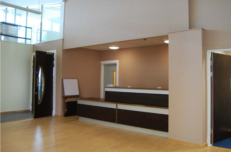 Gordon White Amp Hood Architects And Surveyors Leicester